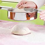 Недорогие -Инструменты для выпечки Нержавеющая сталь Многофункциональный / Творческая кухня Гаджет Для приготовления пищи Посуда Круглый 1шт