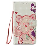 cheap -Case For Xiaomi Redmi Note 5A Mi 5X Card Holder Wallet with Stand Flip Magnetic Full Body Cases Animal Hard PU Leather for Xiaomi Redmi