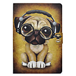 cheap -Case For Amazon Kindle Fire hd 7.0 Card Holder Shockproof with Stand Flip Full Body Cases Dog Hard PU Leather for Kindle Fire hd 7.0