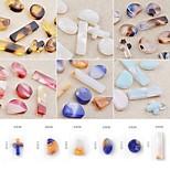 cheap -1pcs Stylish Nail Jewelry Nail Art Forms