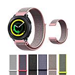 Недорогие -Ремешок для часов для Gear Sport / Gear S2 Classic Samsung Galaxy Современная застежка Нейлон Повязка на запястье