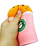 Недорогие -Резиновые игрушки / Устройства для снятия стресса чашка Стресс и тревога помощи / Декомпрессионные игрушки Others 1pcs Детские Все Подарок
