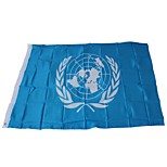 Недорогие -Праздничные украшения Спортивные мероприятия / Кубок мира Государственный флаг Объединенные народы 1шт