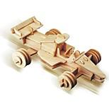 Недорогие -Деревянные пазлы / Пазлы и логические игры Мода / Самолет Для школы / Новый дизайн / профессиональный уровень деревянный 1pcs Детские /