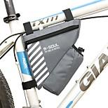 Недорогие -1.8 L Бардачок на раму / Сумка с треугольной рамкой Сенсорный экран Велосумка/бардачок Терилен Велосумка/бардачок Велосумка Велосипедный