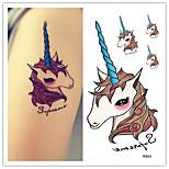 cheap -10pcs Sticker Cartoon Series Tattoo Stickers