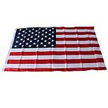 Недорогие -Праздничные украшения Спортивные мероприятия / Кубок мира Государственный флаг Соединенные Штаты 1шт