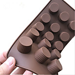 cheap -Bakeware tools Silicone Creative Kitchen Gadget For Candy For Ice For Chocolate Dessert Tools