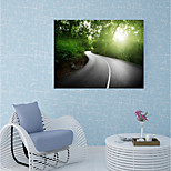 cheap -Decorative Wall Stickers / Fridge Stickers - 3D Wall Stickers Landscape / Floral / Botanical Living Room / Kids Room