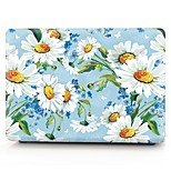 cheap -MacBook Case Flower Plastic for New MacBook Pro 15-inch / New MacBook Pro 13-inch / Macbook Pro 15-inch