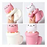 Недорогие -LT.Squishies Резиновые игрушки / Устройства для снятия стресса чашка Товары для офиса / Стресс и тревога помощи / Декомпрессионные игрушки
