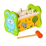 Недорогие -Устройства для снятия стресса Классика / Whac-А-Моль Взаимодействие родителей и детей деревянный 1pcs Детские Подарок