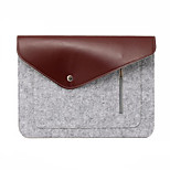 cheap -Wool Felt Solid Color Tablet Cases iPad