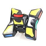Недорогие -Кубик рубик 9 ед. YIJIATOYS Twist Cube 3*3*3 Спидкуб Кубики-головоломки Кубики Рубика головоломка Куб Товары для офиса Стресс и тревога