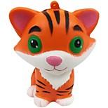 Недорогие -Резиновые игрушки / Устройства для снятия стресса Tiger Стресс и тревога помощи / Декомпрессионные игрушки Others 1pcs Детские Все Подарок