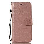 abordables -Funda Para Xiaomi Redmi Note 5A / Mi 6X Soporte de Coche / Cartera / con Soporte Funda de Cuerpo Entero Un Color / Unicornio Dura Cuero