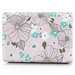 cheap -MacBook Case for Flower Plastic New MacBook Pro 15-inch / New MacBook Pro 13-inch / Macbook Pro 15-inch