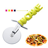 cheap -Bakeware tools Stainless steel Creative For Pizza Pastry Cutters / Knife