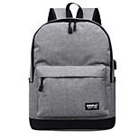 Недорогие -Рюкзак Однотонный Нейлон для MacBook Air, 11 дюймов / MacBook 12''