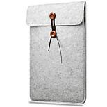 """Недорогие -Рукава для Однотонный текстильный Новый MacBook Pro 13"""" / MacBook Air, 13 дюймов / MacBook Pro, 13 дюймов"""