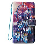 cheap -Case For Xiaomi Redmi Note 5A Mi 5X Card Holder Wallet with Stand Flip Magnetic Full Body Cases Dream Catcher Hard PU Leather for Xiaomi