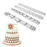 Недорогие -Инструменты для выпечки пластик Своими руками / Творческая кухня Гаджет конфеты / Для торта / Шоколад Формы для пирожных