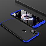 preiswerte -Hülle Für Xiaomi Xiaomi Mi Mix 2S / Mi 6X Mattiert Rückseite Solide Hart PC für Xiaomi Mi Max 2 / Xiaomi Mi Mix 2 / Xiaomi Mi Mix 2S