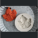 Недорогие -Инструменты для выпечки Силикон Праздник / 3D в мультяшном стиле / Креатив Торты / Шоколад / Для приготовления пищи Посуда Формы для