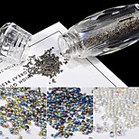 economico -1 pcs Cristallo / Alla moda Gioielli per unghie Nail Art Design / Forme di arte del chiodo