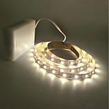 Недорогие -ZDM® 2м Гирлянды 300 светодиоды Тёплый белый Холодный белый Можно резать Самоклеющиеся Подсветка для авто Аккумуляторы AA 1шт