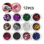 cheap -1set nail art Tools / Screws and Stickers / Nail Polish Kit Nail Art Kits&Accessories / Nail Art DIY Tool Accessory Artist / Crystal /