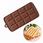 Недорогие -Инструменты для выпечки Силикон Творческая кухня Гаджет / Своими руками Печенье / Шоколад / Для Sandwich Формы для пирожных 1шт