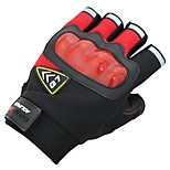 cheap -Running Gloves / Gloves / Sports Gloves Activity & Sports Gloves / Outdoor / Bike / Cycling Shock Resistant / Anti-Wind / Sticky Terylene / Linen / Cotton Blend / Breathable Mesh Motorcycle