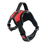 cheap -Dogs / Cats / Pets Harness Trainer / Walking / Adjustable / Retractable Solid Colored Nylon Black / Red