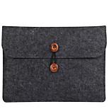 """Недорогие -Рукава Однотонный текстильный для Новый MacBook Pro 13"""" / MacBook Air, 13 дюймов / MacBook Pro, 13 дюймов"""