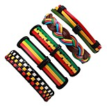 cheap -Stack Leather Bracelet - Fashion Bracelet Rainbow For Ceremony / Street