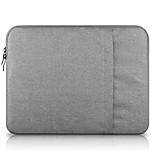 cheap -Sleeves Solid Colored Nylon for New MacBook Pro 15-inch / New MacBook Pro 13-inch / Macbook Pro 15-inch