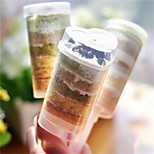 Недорогие -Инструменты для выпечки пластик Творческая кухня Гаджет Cupcake / Для приготовления пищи Посуда Формы для пирожных 10 шт.