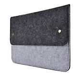 Недорогие -Рукава для Однотонный Полиэстер MacBook Air, 11 дюймов / MacBook 12''