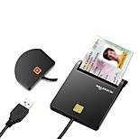 Недорогие -Rocketek SIM-карта USB 2.0 Устройство чтения карт памяти ПК и ноутбуки Кредитная карта