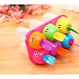 Недорогие -Инструменты для выпечки пластик Своими руками Лед / Для мороженого / Popsicle Формы для пирожных / Десертные инструменты 6шт