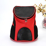cheap -Dogs / Rabbits / Cats Cages / Carrier & Travel Backpack / Bed Pet Carrier Portable / Mini / Camping & Hiking Fashion / Lolita Red / Light Blue / Black