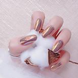 Недорогие -Стандартный / Полностью накладные ногти / Инструмент для отделки Емкости для нейл-арта и макияжа На каждый день / Тренировочные Легкий Классический / Креатив / Цветной
