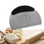 Недорогие -Инструменты для выпечки Нержавеющая сталь Своими руками Хлеб / Торты Кондитерские фрезы / Десертные инструменты 1шт