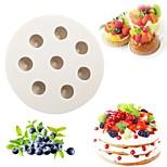 Недорогие -Инструменты для выпечки Силикон Многофункциональный / 3D / Творческая кухня Гаджет Для приготовления пищи Посуда Формы для пирожных 1шт