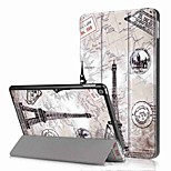 cheap -Case For Apple iPad (2018) / iPad Pro 10.5 with Stand / Flip Full Body Cases Oil Painting Hard PU Leather for iPad (2018) / iPad Pro 10.5