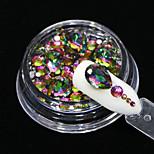 Недорогие -1 pcs Украшения для ногтей / Наборы и наборы для ногтей Стиль Модный дизайн На каждый день Инструмент для ногтей / Советы для ногтей