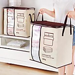 cheap -Nonwoven Rectangle New Design Home Organization, 1pc Storage Bags