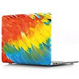 """Недорогие -MacBook Кейс Цвет неба пластик для Новый MacBook Pro 15"""" / Новый MacBook Pro 13"""" / MacBook Pro, 15 дюймов"""