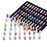 cheap -48 pcs Nail Jewelry / Nail Glitter / Nail Art Kit Accent / Decorative / High Quality Nail Art Tool / Nail Art Design / Nail Art Tips